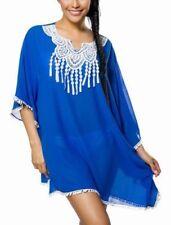Markenlose Damenblusen, - tops & -shirts mit V-Ausschnitt in Größe 2XS