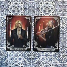 Fairyloot Crescent City Tarot Cards