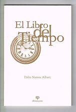 Dalia Nieves Albert El Libro Del Tiempo Poemas Puerto Rico 1999 1st Edit Spanish