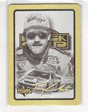 1996 Finish Line Black/Gold Base Card # D5 - Terry Labonte