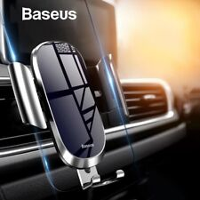Universal Gravity Car Mount Air Vent Holder Dashboard Cradle For iPhone Samsung