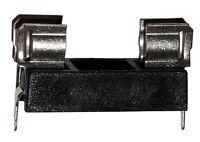10 porte-fusibles pour fusibles en verre 20mm/5mm