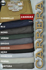 PANTALONE CARRERA Jeans CALDA FUSTAGNA 5 TASCHE Mis. Dalla 46 Alla  62