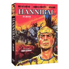Hannibal (1959) DVD - Edgar Ulmer, Victor Mature (*NEW *All Region)