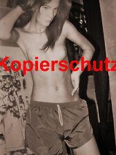 Frau Nackt Akt in Sepia Foto XI POSTKARTE 10,5 x 14,8 cm (DIN A 6)
