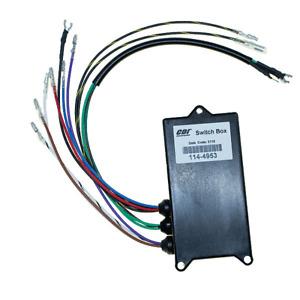 Mercury (1994-1997 (65 JET,75,90 & 95 SportJet) CDI Switch Box (3 cyl) 18495A26
