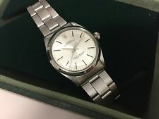 ROLEX OYSTER PERPETUAL 34mm - 1002 - BOXED - 1972 - MINT!