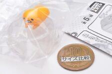Takara Tomy Sanrio Gudetama Egg Dara-ri Bottle Cap O...Ochiru... お…落ちる… Figure
