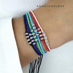 Diamante Crystal Tennis Bracelet Best Friendship Christmas Stocking Gift Filler