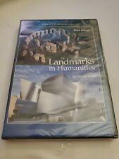 Landmarks in Humanities Third Edition Cd-Rom by Fiero,Gloria New