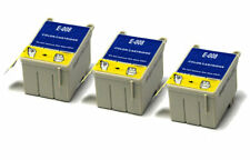 3x Colour Compatible (non-OEM) Ink Cartridges to replace T008