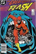 Flash (Vol 2) #11 - VF/NM - Great Escape