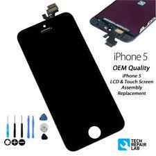 Apple ORIGINALE per iPhone 5 Schermo LCD Retina Nero Grado A