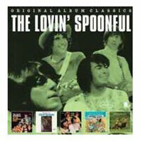 Lovin' Spoonful, Il - Original Album Classics Nuovo 5 X CD
