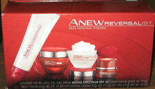 "Avon ANEW..""REVERSALIST""..SKIN RENEWAL SYSTEM.. 4 pc.Full Size !!!"