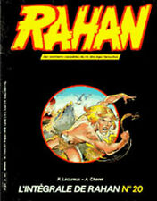 Oct26 --- rahan the complete rahan nº 20
