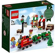 LEGO Christmas MINI Train Ride 2017 169pcs Holiday Seasonal Toddler Gift