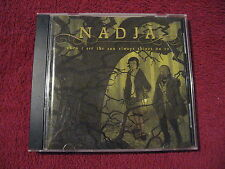 NADJA When I See The Sun Always Shines On TV CD Aidan Baker Canada drone