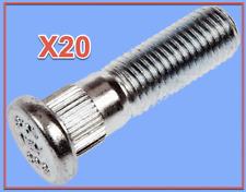 20 Wheel Lug Studs Replace OEM # L20633062