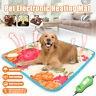 Electric Pet Heating Mat Blanket Heated Cat Dog Heater Pad Bed Winter