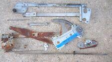 1978-88-Monte-Carlo-G-Body Driver Manual Door crank guts Set #2 FREE SHIPPING