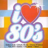 CULTURE CLUB, KAJAGOOGOO... - I love 80's - CD Album