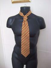 ERMENEGILDO ZEGNA 100% Silk Tie. Made in Italy. As NEW.