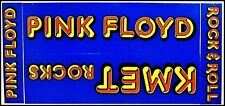 Pink Floyd 80's Kmet La Radio Concert Promo Bumper Stickers 94.7