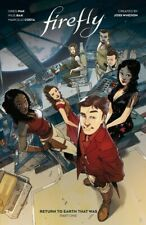 Firefly 1 : Return to Earth That Was, Hardcover by Whedon, Joss (Crt); Pak, G.