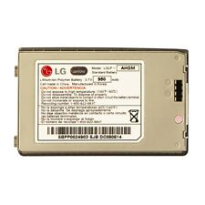 LG Replacement LGLP-AHGM Lithium Ion Battery 950mAh for LG Voyager - Gray