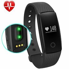 Fitness Tracker Heart Rate & Sleep Monitor Waterproof Phone Calls & Messages