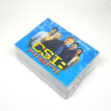 CSI Miami Series 1 Trading Cards - Base / Basic Set