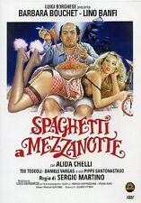 SPAGHETTI A MEZZANOTTE  DVD COMICO-COMMEDIA