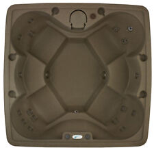 6 Person Hot Tub - 29 Jets - Ozone System - Plug n Play - 3 Colors