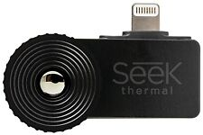 Seek Thermal Compact XR Apple IOS [adj Focus] intruder detection security camera