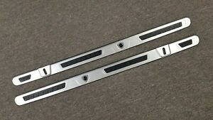 New Mazda OEM Aluminum RX-8 Door Sill Plates