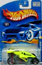 2002 Hot Wheels Shock Factor Col. #121 (Razor Wheels)