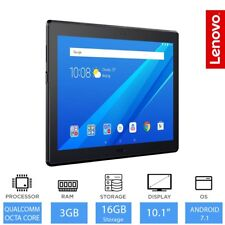 "Lenovo Tab4 10 Plus 10.1 "" Tb-704f Tablette Qualcomm 3 Go RAM 16gb Stockage"