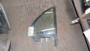 Passenger Rear Door Vent Glass With Metal Tabs Fits 96 LUMINA CAR 35615