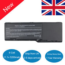 Laptop Battery for Dell Inspiron 6400 1501 E1505 GD761 KD476 PD942 Vostro 1000