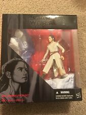 "STAR WARS The Force Awakens REY STARKILLER BASE 6"" Black Series Kmart EXCLUSIVE"