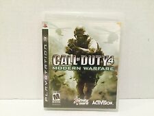 Call Of Duty 4 Modern Warfare PlayStation 3 - PS3