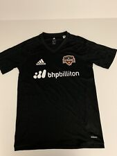 MLS Adidas Houston Dynamo Soccer Football Jersey  Mens S