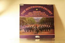 THE BLUES & ROYALS - THE  SOVEREIGN'S ESCORT - UK GBR DECCA EX VINYL LP ALBUM