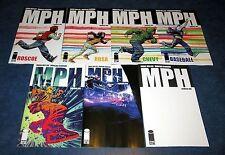MPH #1 set (7) a b c d e f g BLANK variant 1st print MARK MILLAR iMAGE MOVIE NM