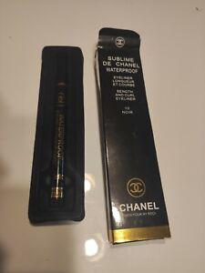 CHANEL Eye Liner Sublime de chanel waterproof Noir 10 Neuf