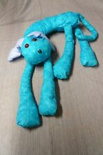 """Dog Handmade Stuffed neck pillows scatter cushion approx 17"""" (body) to 20"""" high"""