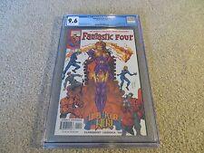 Fantastic Four #v3 #11 (#440) 1st App Ayesha GOTG 2 CGC 9.6 1998 Marvel White Pg