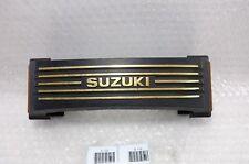 Suzuki TRS TR-S TRS100 TRS-PRO Emblem Cover Front Fork Panel 51870-39400 NOS