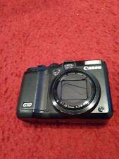 Canon PowerShot G10 14.7 MP Digital Camera 5x Zoom- Black (Must Read)